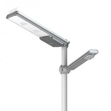 PBOX X5 simple installation 55W PV 20W solar led street light with lithium battery