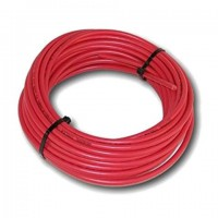 SOLAR CABLE 6MM RED 25M ROLL
