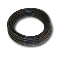 SOLAR CABLE 6MM BLACK 25M ROLL